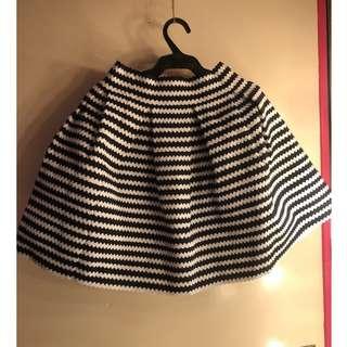 Garterized Skirt (M-L)