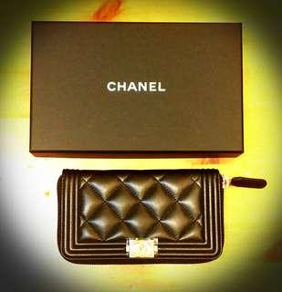 全新 Chanel Wallet 皮包