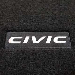 Brand new civic 1.6 floor mat