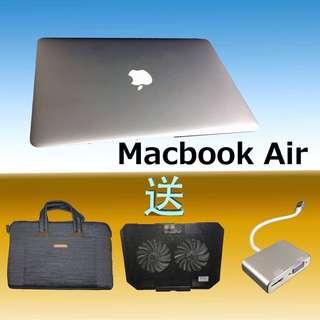 MacBook Air 13吋 蘋果電腦 Apple iPhone 筆電