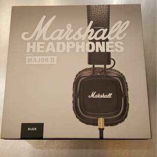 Marshall Major II brand new