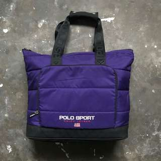 POLO SPORT BY RALPH LAUREN TOTE BAG
