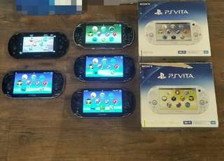 PSVita + 3DSXL Clearance