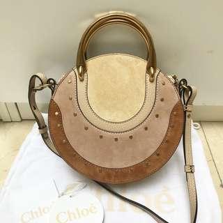 CHLOE Pixie bag neutral tones (shop price over $11,000)