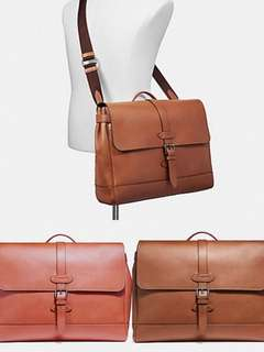 Coach Hudson messenger bag