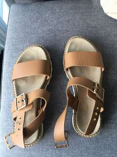 Sandals from Aldo, slightly used
