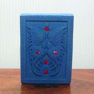Blue Dream Block Butterfly