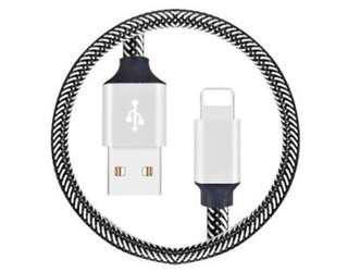 Nylon Braided Iphone Cable Charger