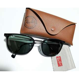 Ray Ban Minimalist Double Bridge RB4286 Sunglasses