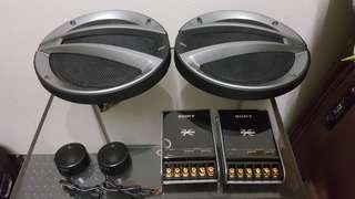 Sony XS-GTX1621S- Speaker