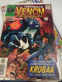 Flashback Venom Seed of Darkness