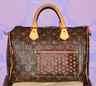 Lv perforated limid edition