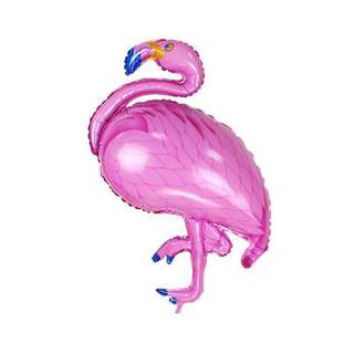 Flamingo balloon