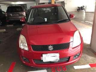 Suzuki Swift 1.5 Airbag 2WD