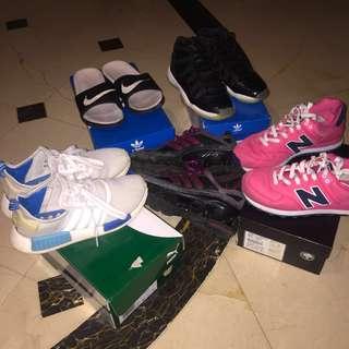 🚚 Jordan、New balance、NMD、Adidas 出清
