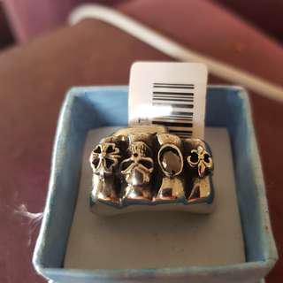 mens fist ring size 12(just been ordered)