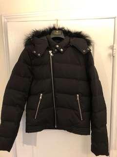 Kooples wool and down coat