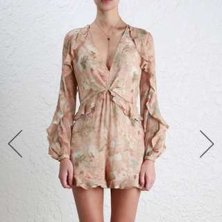 Zimmermann playsuit