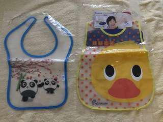 Baby Bibs (Free Postage)