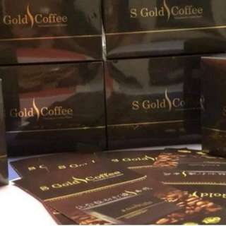 🚚 S-GOLD SLIMMING COFFEE (selling fast)