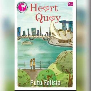 Wbook Heart Quay