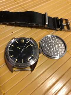 Omega Seamaster 120 Cal. 601 handwinding 80% new good running