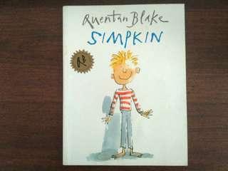 Quentin Blake Simpkin