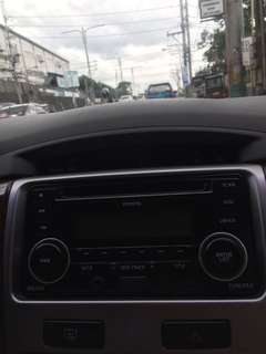 Toyota Innova Head Unit