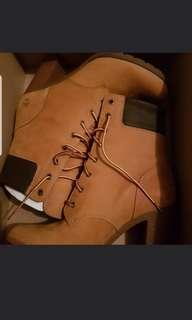 Timberline women's heels
