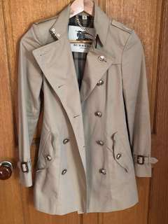 Authenic Burberry London trench