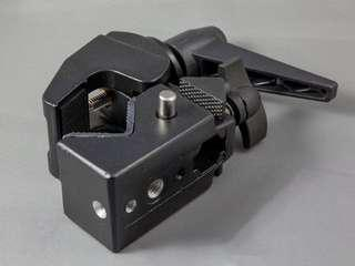 Super Clamp (Heavy Duty) | Lighting Accessories | Boom Pole Accessories | Video Equipment Mounting