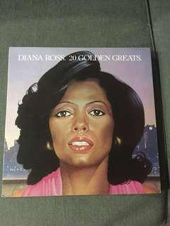Diana Ross 20 Golden Greats Vinyl LP