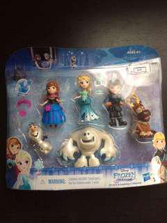 Frozen mini doll