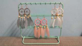 Dream cather earing