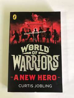 World Of a Warriors By Curtis Jobling