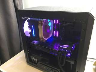 mATX / mini ITX PC case