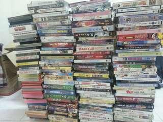 Dvd jdrama& anime all