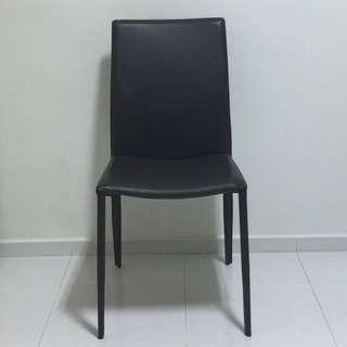 PVC Leather Chair