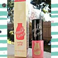 "Liptint Too Cool For School ""MILK TINT"" Pink"