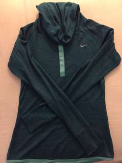 Nike button up