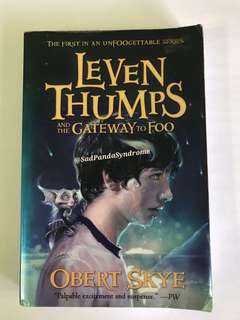Level Thumbs & The Gateway to Foo By Obert Skye.