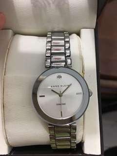 Authentic preloved anne klein watch