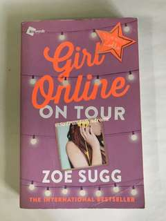 Girls Online On Tour By Zoe Sugg