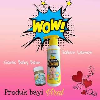 Garlic Balm + Sabun Lemon