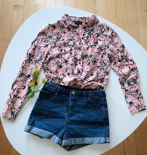Topshop+F21 outfit