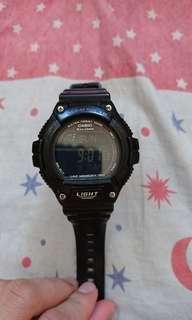 Casio Watch W-S220-1BV *READ ITEM DESCRIPTION!!* (80% New, 100% Working! 100% Real!)