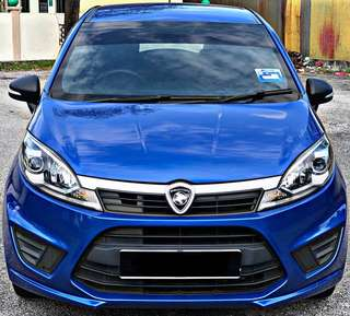 SAMBUNG BAYAR/CONTINUE LOAN  PROTON IRIZ 1.3 AUTO YEAR 2017 MONTHLY RM 680 BALANCE 7 YEARS 5 MONTHS ROADTAX JAN 2019 LOW MILEAGE  TIPTOP CONDITION  DP KLIK wasap.my/60133524312/iriz