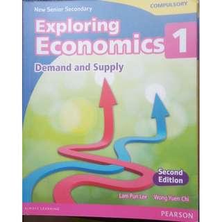 NSS Exploring Economics 1 Demand and Supply (Compulsory Part) (Second Edition)