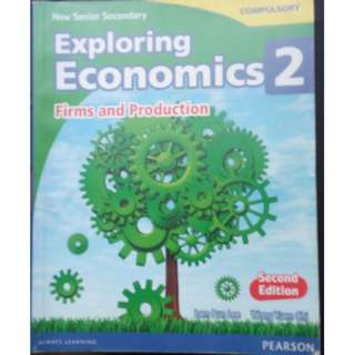 NSS Exploring Economics 2 Firms and Production (Compulsory Part) (Second Edition)