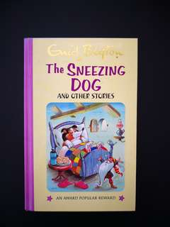Enid Blyton - The Sneezing Dog and Other Stories